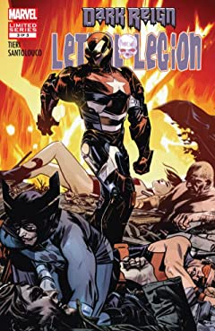 Dark Reign: Lethal Legion #3 (of 3)