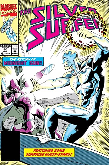 Silver Surfer (1987-1998) #60