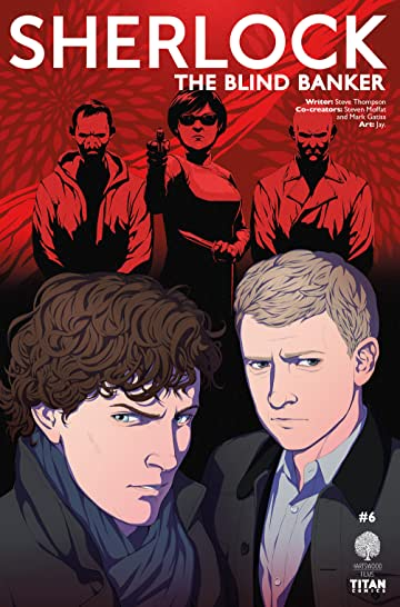 Sherlock: The Blind Banker #6