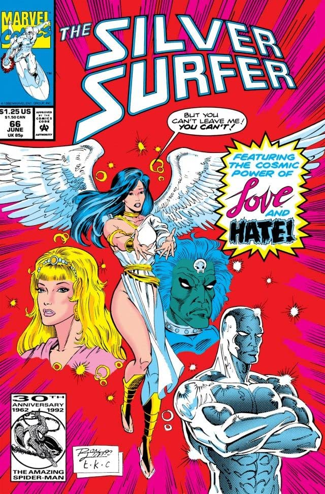 Silver Surfer Vol. 3 #66