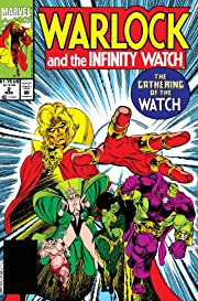 Warlock and the Infinity Watch #2