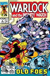 Warlock and the Infinity Watch (1992-1995) #5