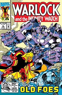 Warlock and the Infinity Watch (1992-1995) No.5