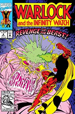 Warlock and the Infinity Watch (1992-1995) No.6