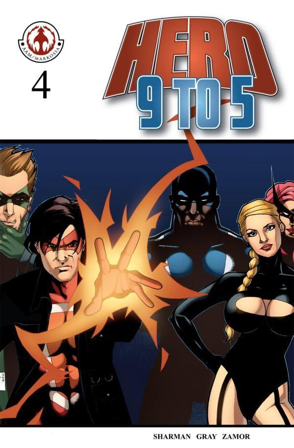 Hero: 9 To 5 #4