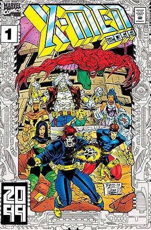 X-Men 2099 #1