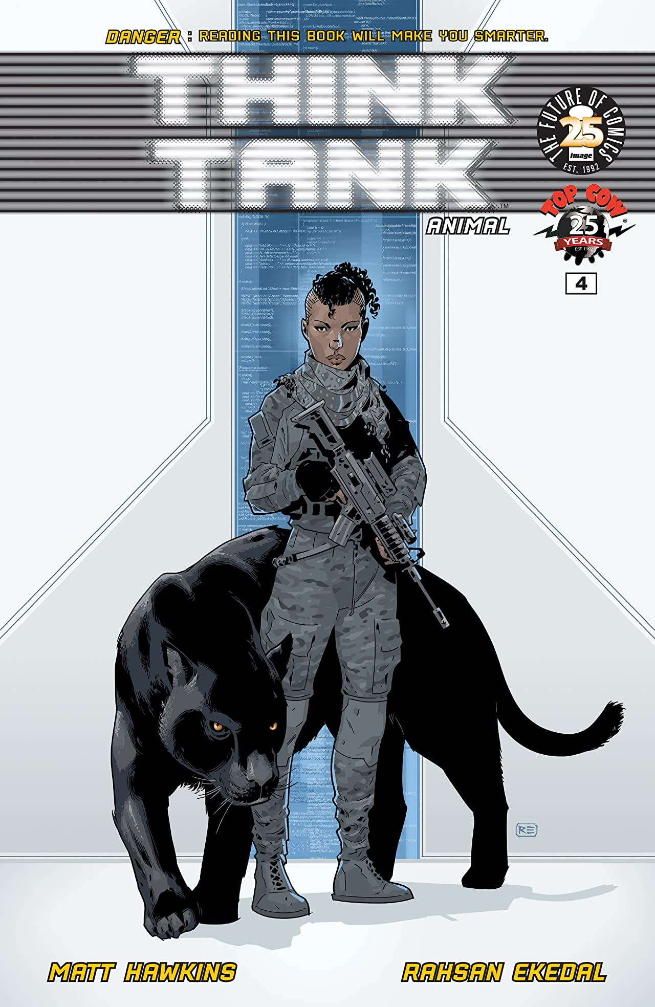 Think Tank: Animal #4