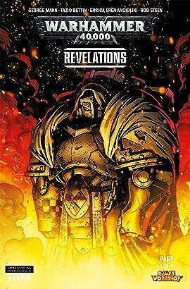 Warhammer 40,000: Revelations #8
