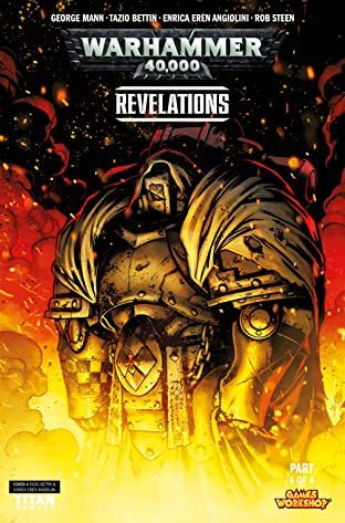 Warhammer 40,000: Revelations No.8
