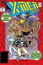X-Men 2099 #8