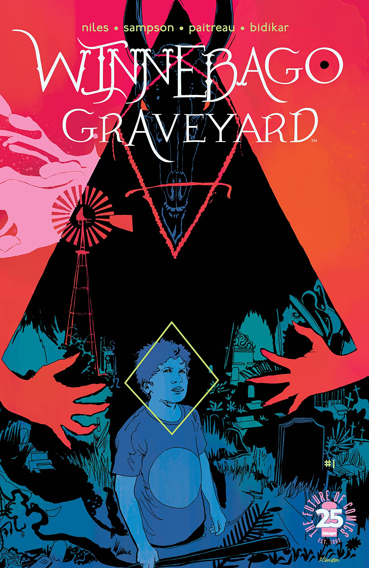Winnebago Graveyard #1 (of 4)