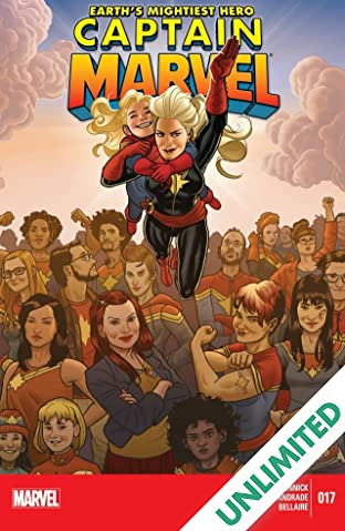 Captain Marvel (2012-2013) #17