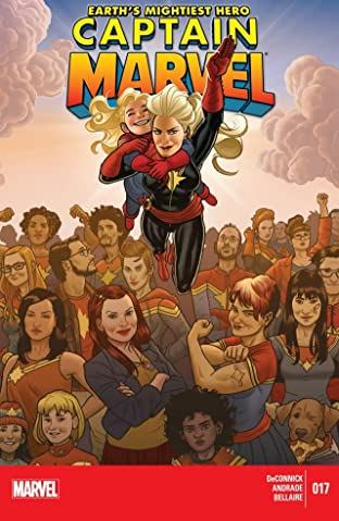 Captain Marvel (2012-2013) No.17