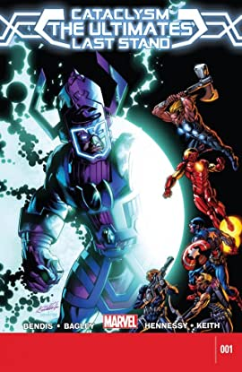 Cataclysm: The Ultimates' Last Stand #1 (of 5)