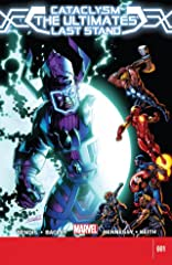 Cataclysm: The Ultimates' Last Stand #1