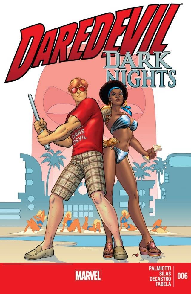Daredevil: Dark Nights #6 (of 8)