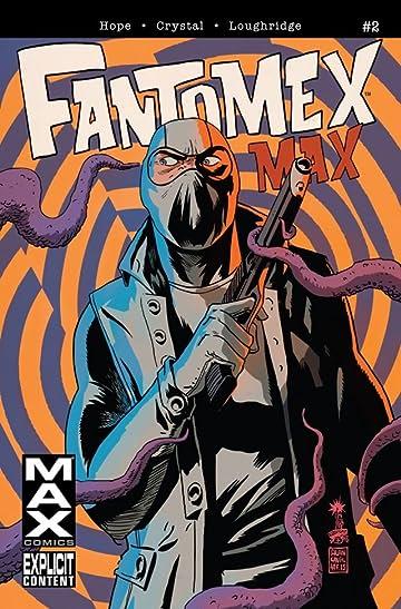 Fantomex Max #2 (of 4)