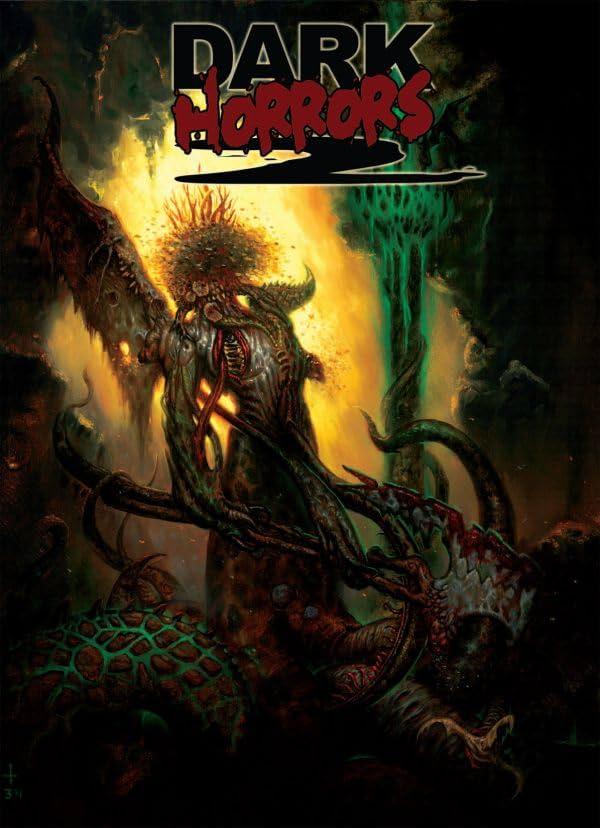 Dark Horrors Anthology Vol. 2