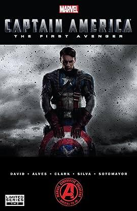 Marvel's Captain America: The First Avenger Adaptation #1 (of 2)