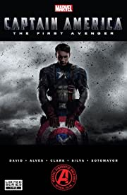 Marvel's Captain America: The First Avenger Adaptation #1