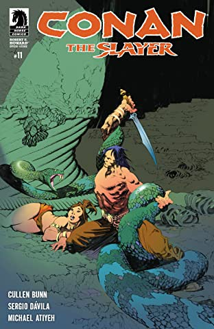 Conan the Slayer #11