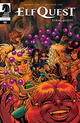ElfQuest: The Final Quest #20