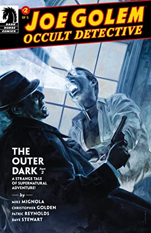 Joe Golem: Occult Detective -- The Outer Dark #2