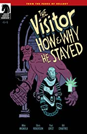 The Visitor: How and Why He Stayed #5