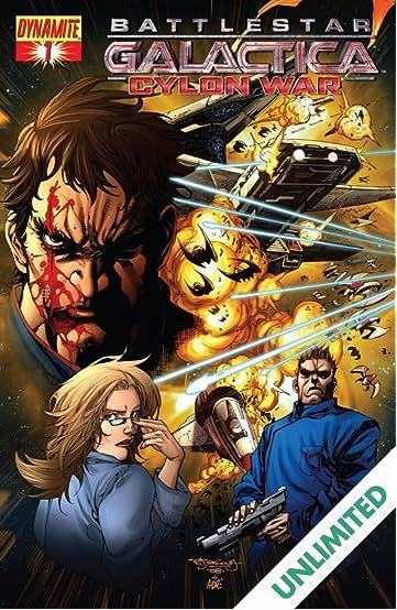 Battlestar Galactica: Cylon War #1 (of 4)