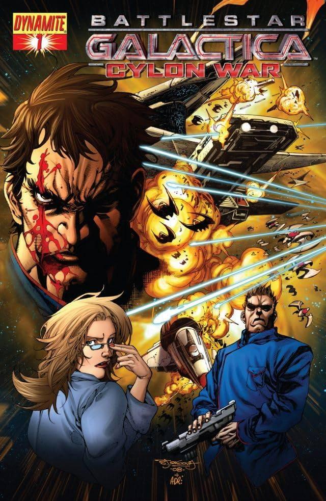 Battlestar Galactica: Cylon War #1