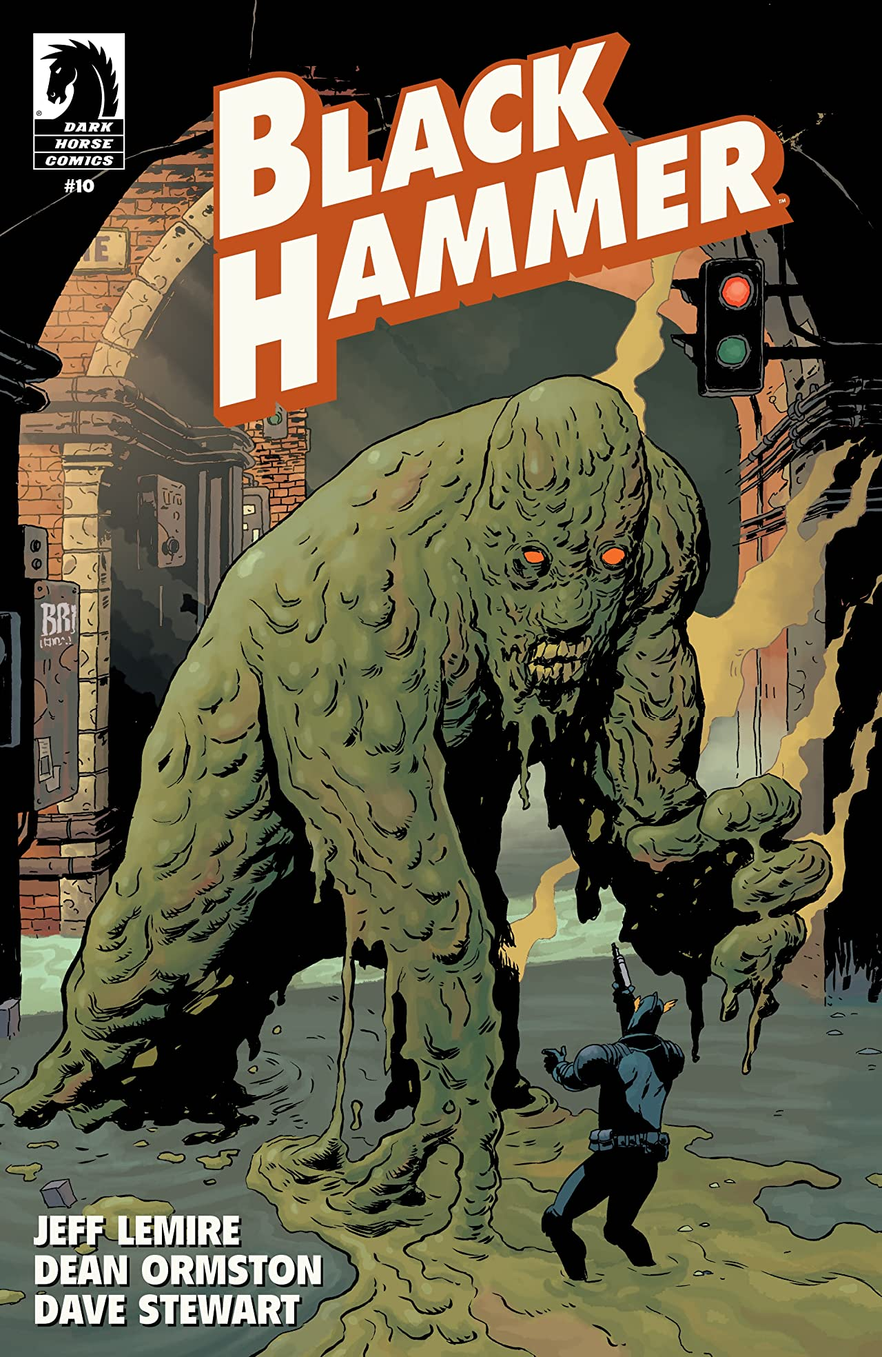 Black Hammer No.10