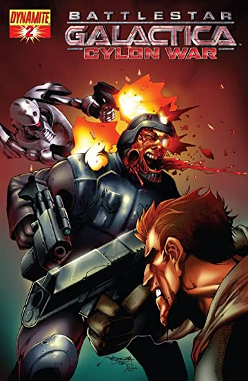 Battlestar Galactica: Cylon War #2 (of 4)