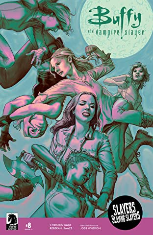 Buffy the Vampire Slayer: Season 11 #8