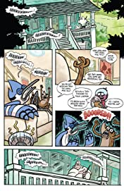Regular Show: Skips #1 (of 6)