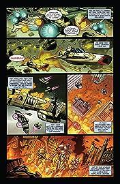 Battlestar Galactica: Cylon War #4 (of 4)