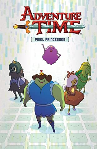 Adventure Time Tome 2: Pixel Princesses
