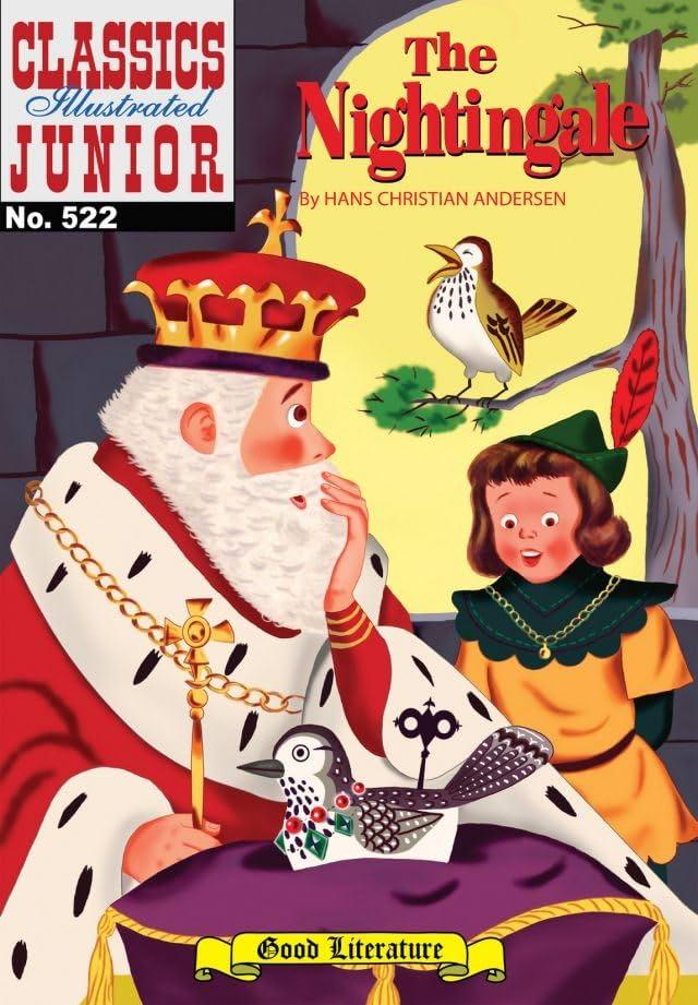 Classics Illustrated Junior #522: The Nightingale
