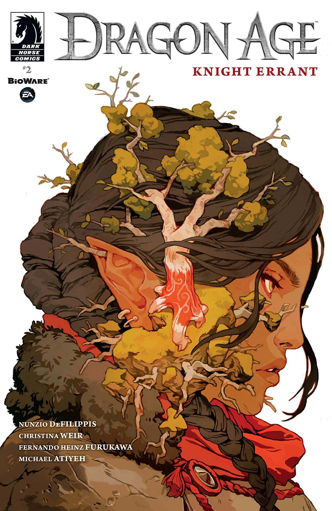 Dragon Age: Knight Errant #2