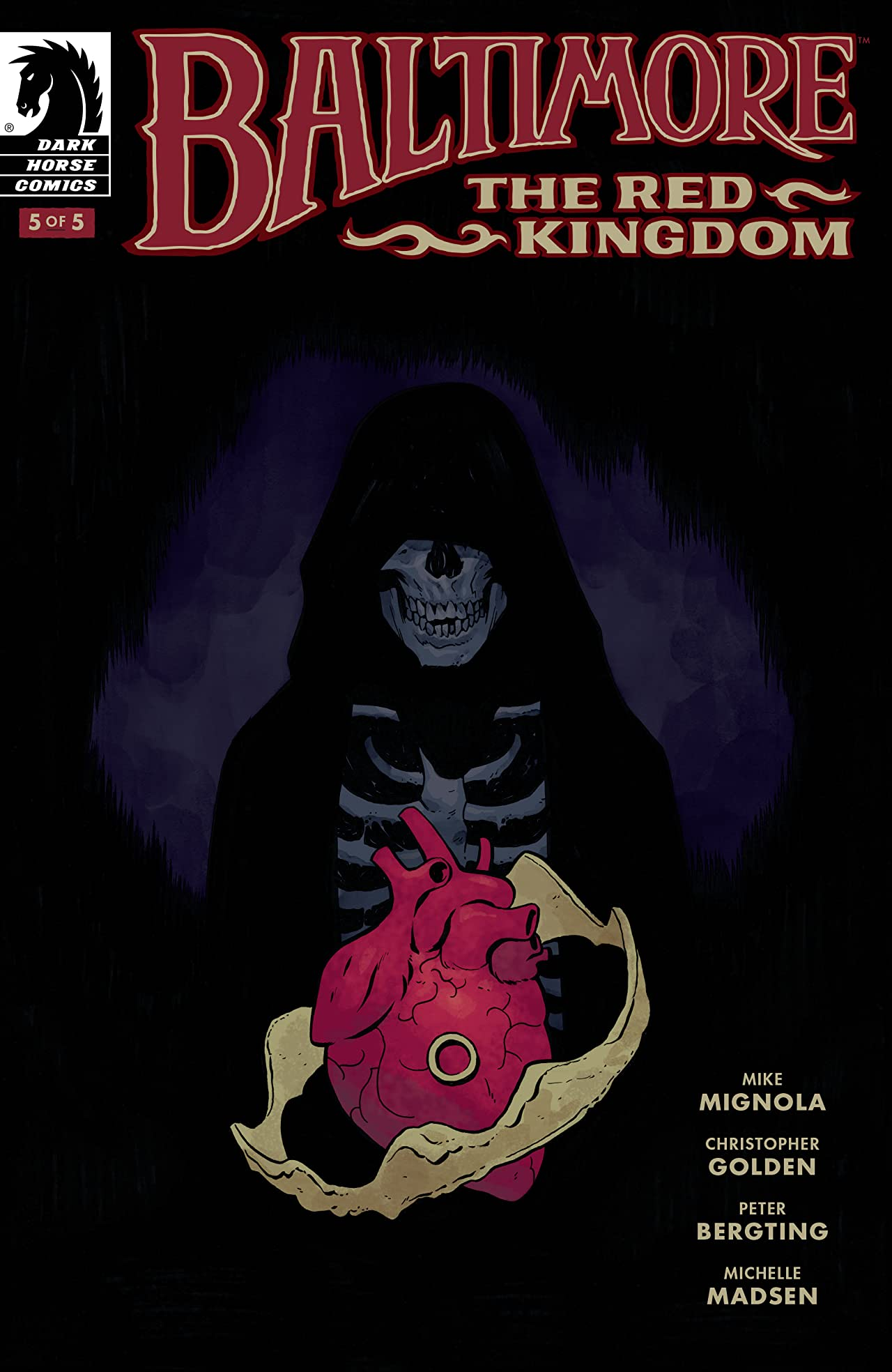 Baltimore: The Red Kingdom #5