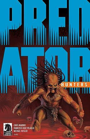 Predator: Hunters No.2