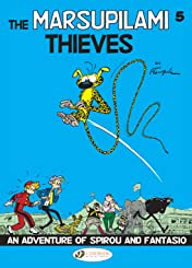 Spirou & Fantasio Vol. 5: The Marsupilami Thieves
