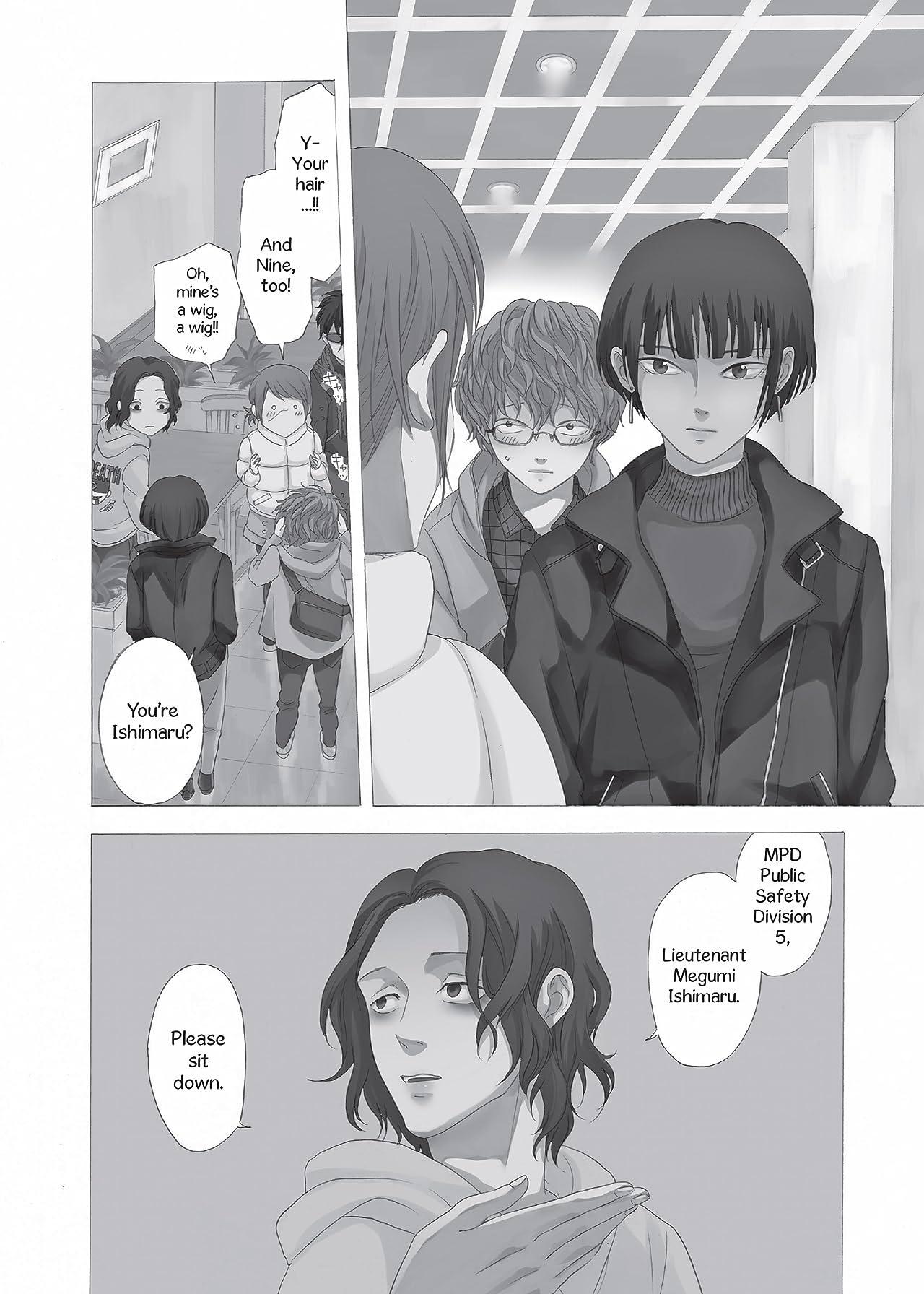 Devils' Line Vol. 6