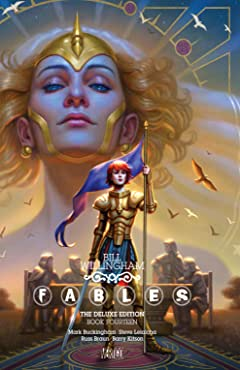 Fables: The Deluxe Edition: Book Fourteen