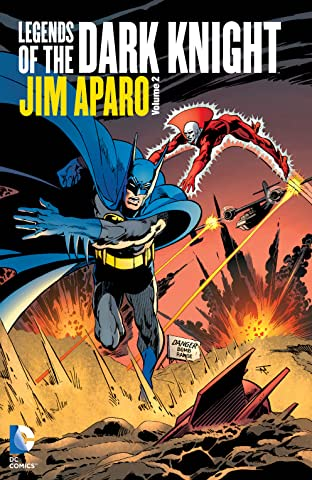 Legends of the Dark Knight: Jim Aparo Tome 2
