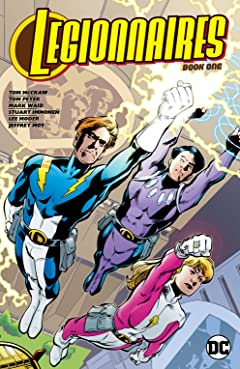 Legionnaires: Book One
