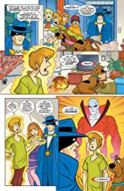 Scooby-Doo Team-Up (2013-) Vol. 3
