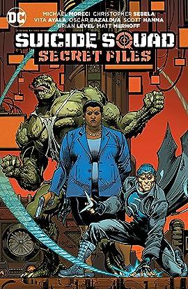 Suicide Squad: Secret Files (2016-2017)