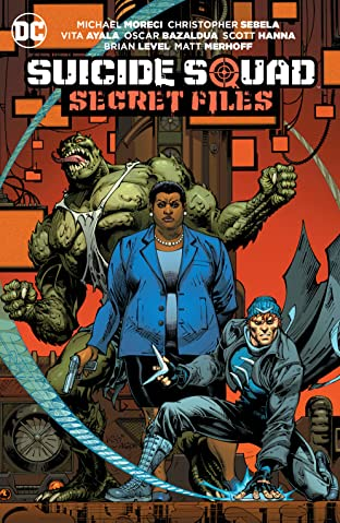 Suicide Squad: Secret Files (2016-2017)