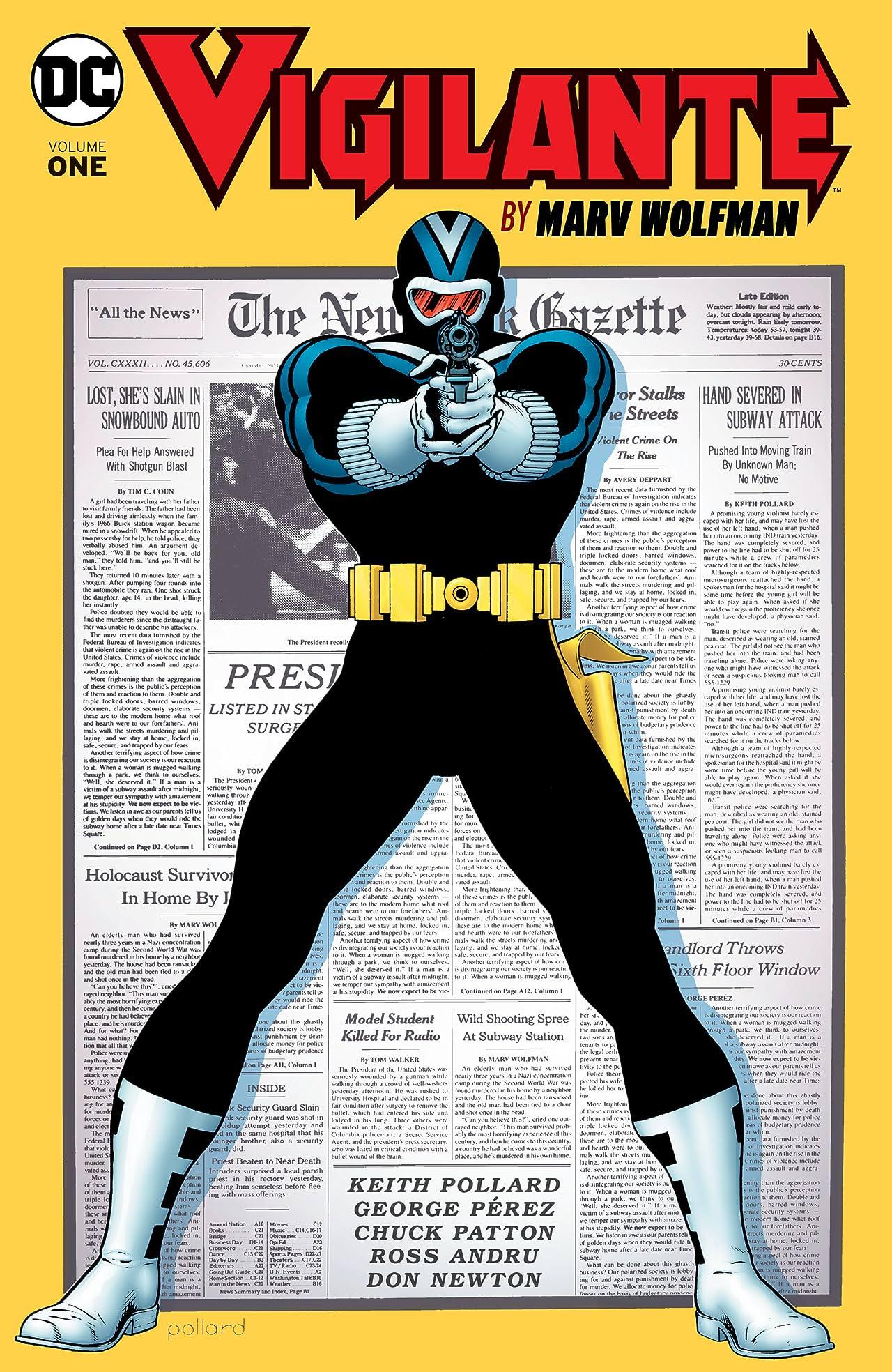Vigilante by Marv Wolfman Vol. 1