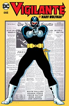 Vigilante by Marv Wolfman Vol. 1